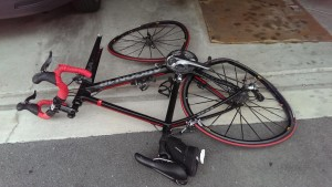 KZwally bike post-accident