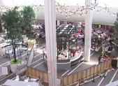 photo of new Westfield Montgomery Dining terrace
