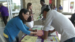 photo of Montgomery College Open House