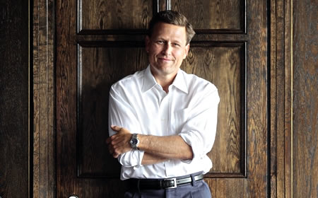 photo of author David Baldacci