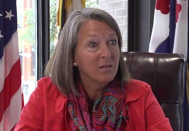 photo of Rockville Mayor Bridget Donnell Newton
