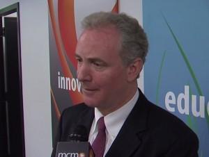 photo of U.S. Rep. Chris Van Hollen