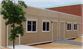 Relocatable classroom PHOTO |MCPS