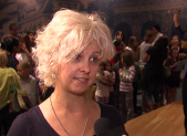 photo of children's book author Kate DiCamillo