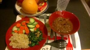 Dinner Day 5