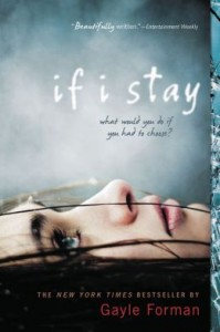 If I Stay bookcover