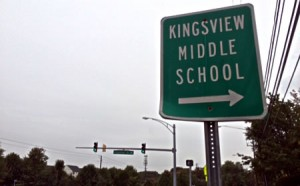 Kingsview Sign 450x280