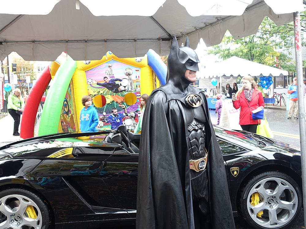 Lamborghini Batman In Bethesda 10 11 14 Come Back To Bethesda Event