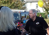 Larry Hogan in Rockville 450x280