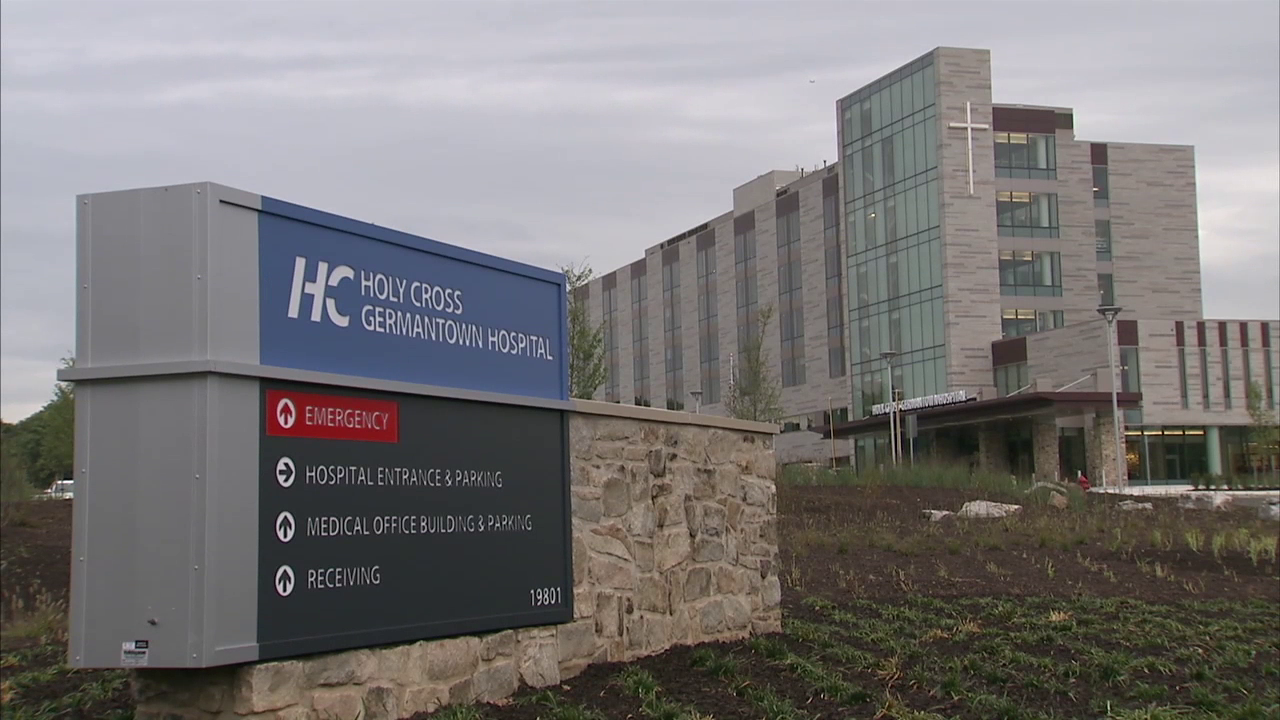 photo of Holy Cross Hospital Germantown