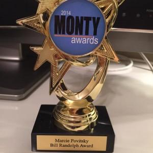 The 2014 Bill Randolph Award