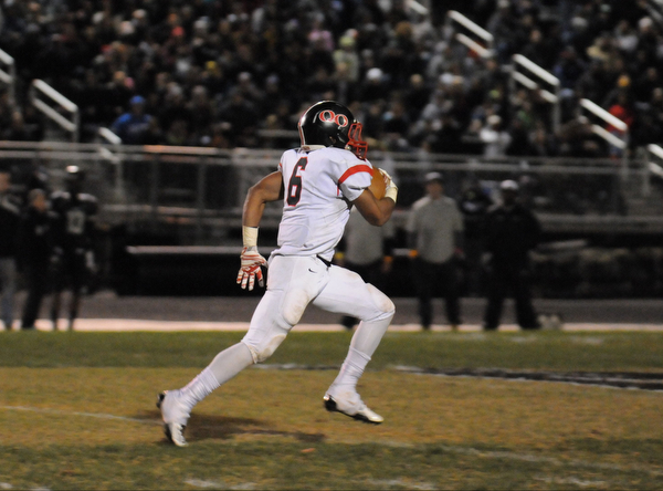 QO's #6 Kyle Green - this weeks Star-Light