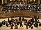 National Philharmonic performs Handel's Messiah at the Music Center at Strathmore