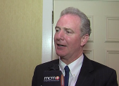 Congressman Van Hollen on the Purple Line 450 x 280