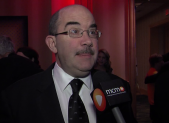 George Leventhal at Inaugural Ball