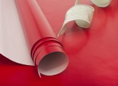 Holiday Red Wrapping Paper