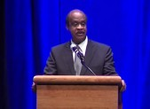 Ike Leggett at Legislative Breakfast