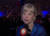 Nancy Floreen at Inaugural Ball