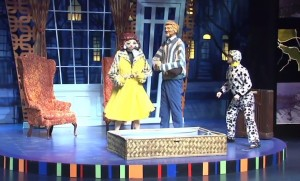 photo of Imagination Stage's production of 101 dalmations