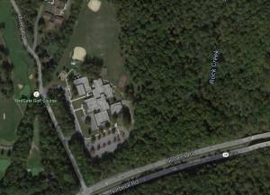 photo of the Blair G. Ewing Center