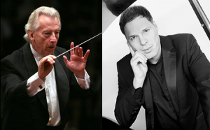Günther Herbig and Alon Goldstein Photo | BSO