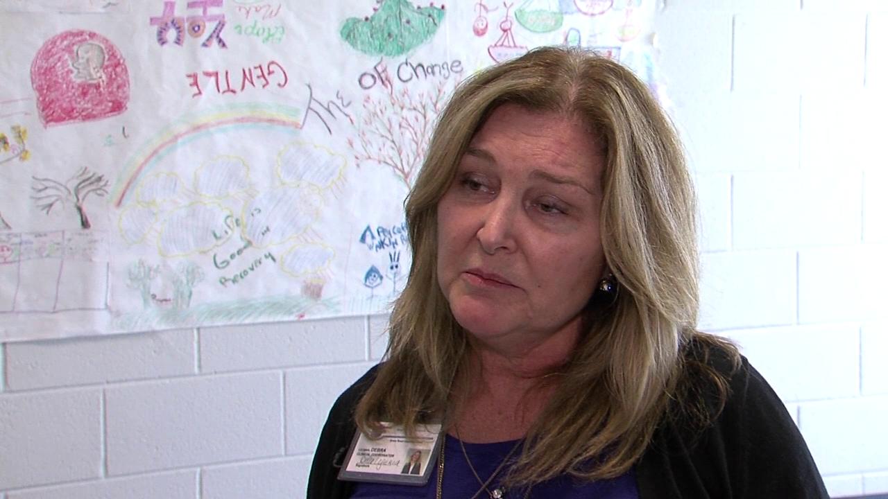 photo of Debra Lezama, clinical coordinator at Avery Road Treatment Center
