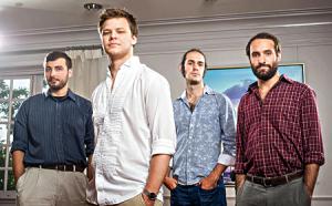photo of Invoke string quartet