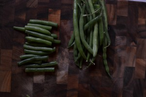 you might be surprised by raw veggies that go great with dip: green beans, asparagus, zucchini, jicama, endive, kohlrabi, fennel, radish, sugar snap peas