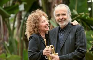 photo of Lani Hall and Herb Alpert