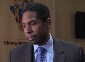 photo of councilmember Craig Rice commenting on Starr's resignation