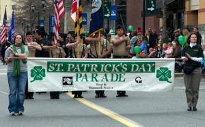 Gaithersburg St Patricks Day 450x280