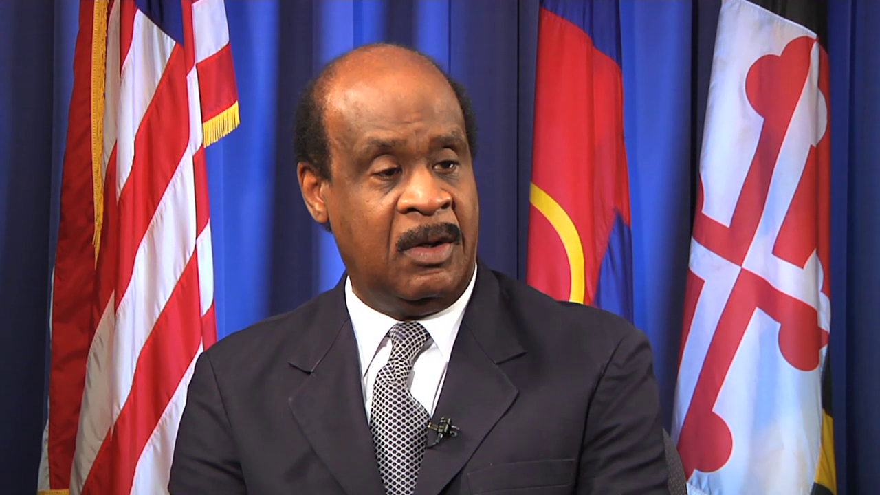 photo of county executive isiah leggett