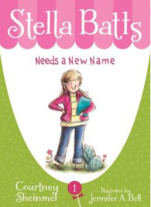 book cover for Stella Batts