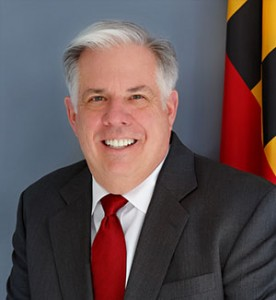 official photo of Larry Hogan