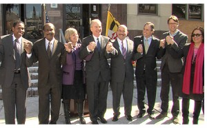 Congressman Chris Van Hollen  endorsed for U.S. Senate by the entire Montgomery County Council and County Executive Ike Leggett for slider 450 x 280