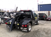 Tow Truck in parking lot for slider 450x280