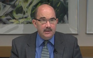 George Leventhal news briefing 450x280