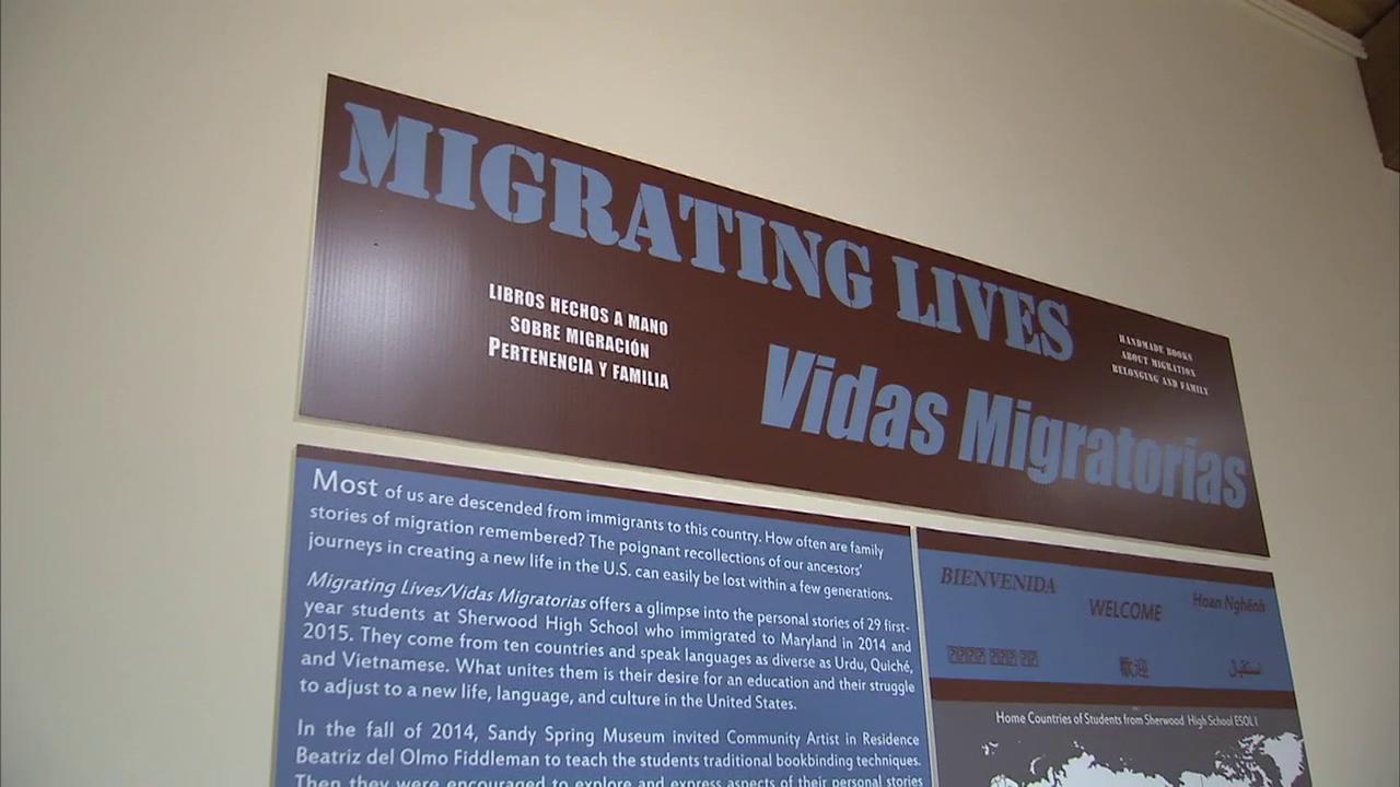Sandy Spring Museum Migrating Lives Exhibit 4 | Montgomery Community