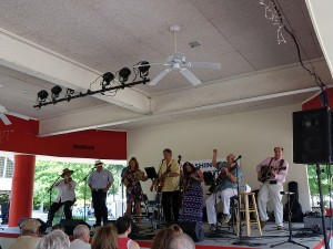 Shenandoah Run folk music group at Glen Echo WFF 4
