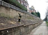 Kentlands retaining wall 450x280