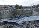 White Flint Mall Demolishion July 10 1