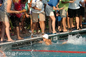 All Star: Adriano Ariotti, Rockville, Boys 8 & Under 25 Free; Time of 15.39