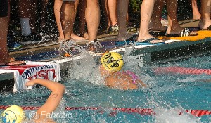 All Star: Sammie Grant, Daleview won Girls 13-14 50 M Free, Time of 27.34