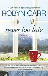 BC Never Too Late book cover