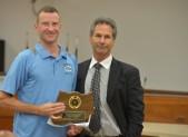 MCPS Summer Athletic Directors Meeting & Awards Ed Dalton & William Beattie