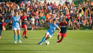 Washington Spirit Crystal Dunn PHOTO | Washington