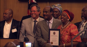 African Heritage Month Proclamation 2