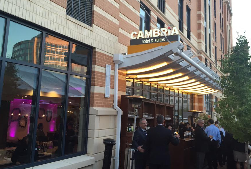 Hotel Officials Added Cambria Rockville Is One Of The Brand S Top Five Hotels In Terms Guest Satisfaction An Amazing Accomplishment For Newest