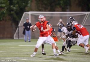 Northwest vs Blair Varsity Football