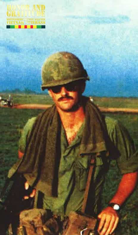VV Tom Murphy in Uniform